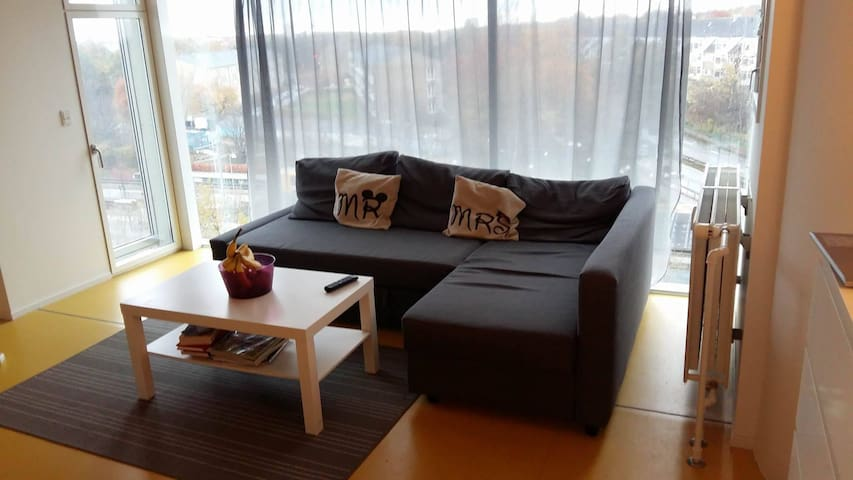 A cozy apartment next to Jægersborg Station - Gentofte - Apartamento