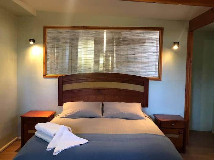 Habitacion Doble Matrimonial - Baño Privado -Sami1