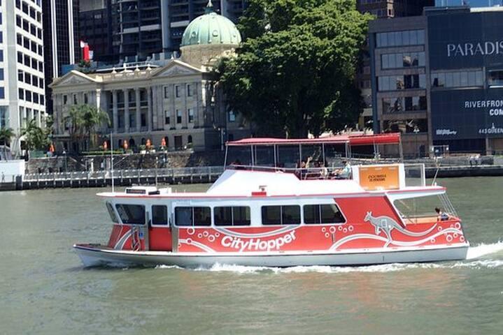 Free Cityhopper Ferry