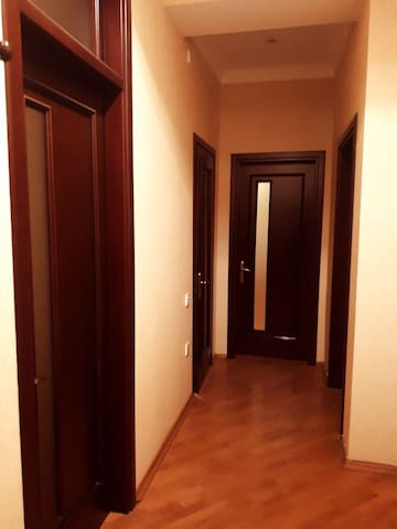 Apartment in centre of Baku