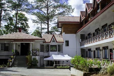 Mt. Tepeyac Eco Park Hotel & Restaurant - Baguio - Boetiekhotel