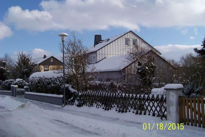 Zimmervermietung Ute Reimer - Trogen - Apartment