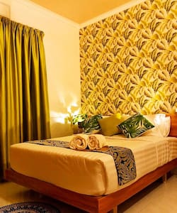 Deluxe Double Room with Free Airport Transfer.