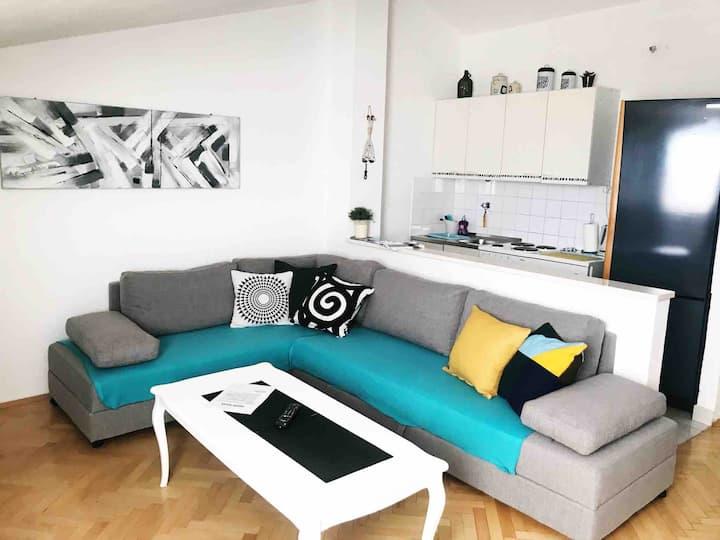 Apartment Rougemarine (3) Makarska City Center