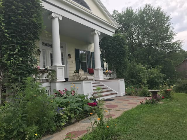 Gorgeous 1838 Greek Revival Home