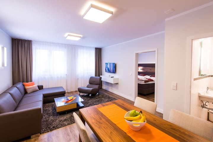 1 BEDROOM PREMIUM APARTMENT @ MONTE ROSA - Täsch - Appartement