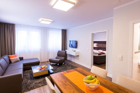 1 BEDROOM PREMIUM APARTMENT @ MONTE ROSA - Täsch