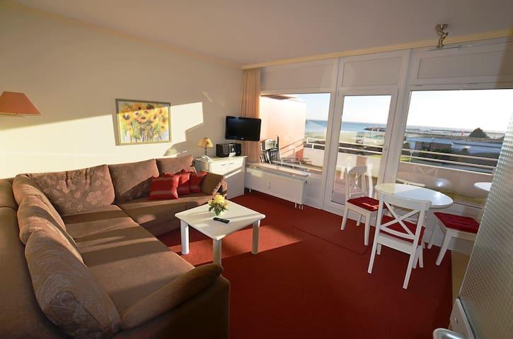 Ferienwohnung/App. für 3 Gäste mit 32m² in Grömitz (58937)