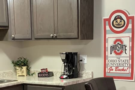 OSU fans will love this newly renovated apartment