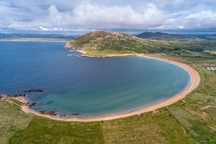 Tullagh Cottage on The Wild Atlantic Way