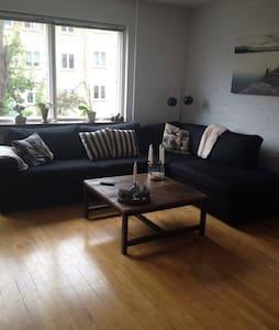 Big 1 bedroom apartment. Just above Copenhagen. - Søborg - Leilighet