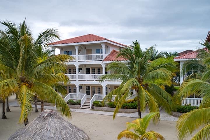 Luxury Beachfront Condo Near Placencia with Panoramic Views