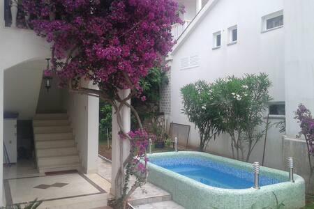 Вилла с бассейном на Адриатическом море в Будве - Budva - Villa