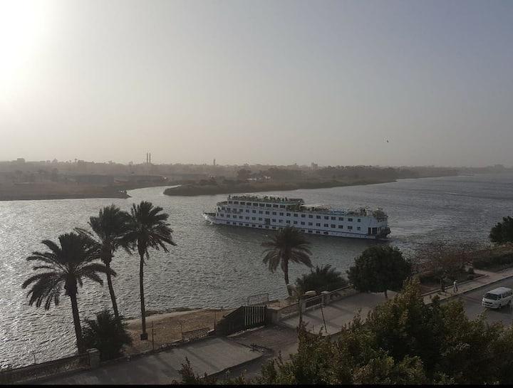 Furnished Apartment Nile Corniche Maadi Tora area