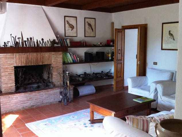 Tuscany Maremma. Villa with pool next to  golf - Montemerano - Villa