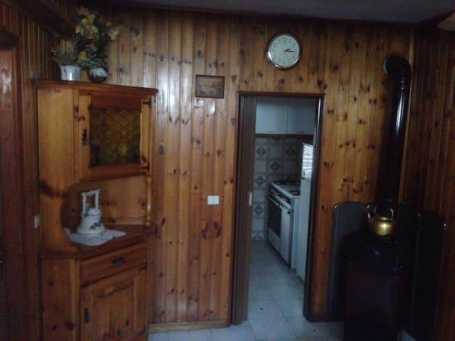 CASA RELAX, NATURA, MONTAGNA Famiglie e escursioni - Paisco - Hus