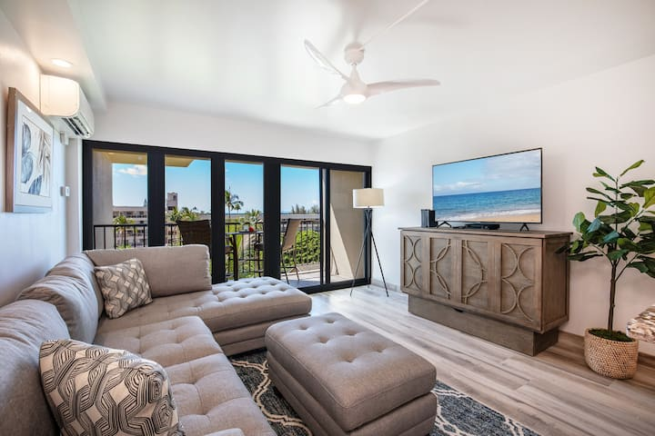 OCEAN VIEWS-NEWLY REMODELED-WELL EQUIPPED-AC