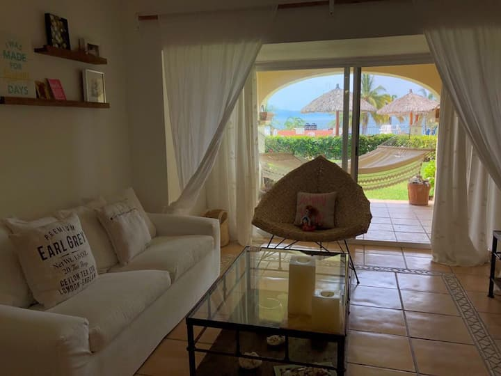 Cozy Beach Condo in Punta de Mita!