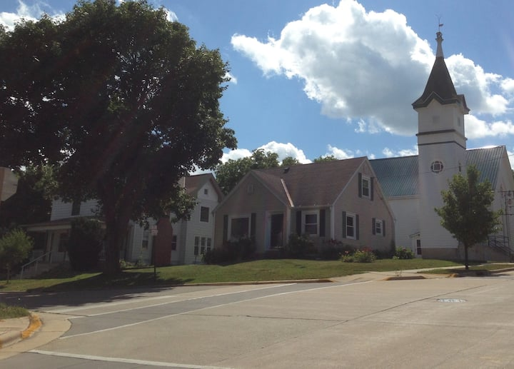 Holy Cow! New Glarus Guest Haus