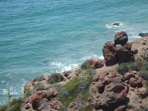 Spectacular Ocean Front Condo Lovely Mexican Decor