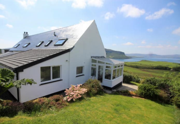 Brae Fasach Holiday Let
