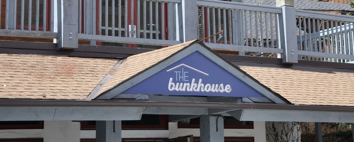 The Bunkhouse.  A designer hostel. - Minturn - Byt