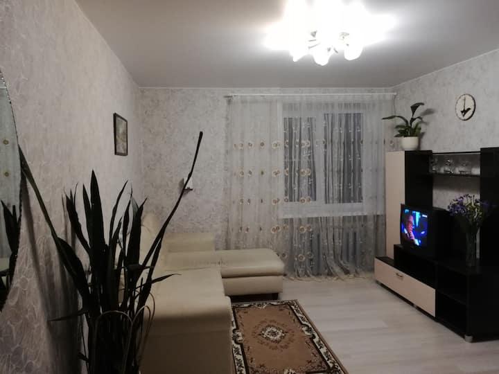Уютная двухкомнатная квартирка