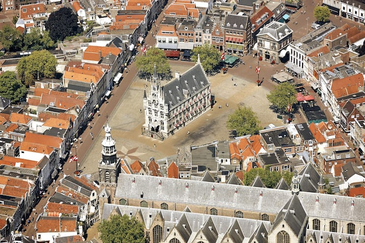 The city hall of Gouda (1450)