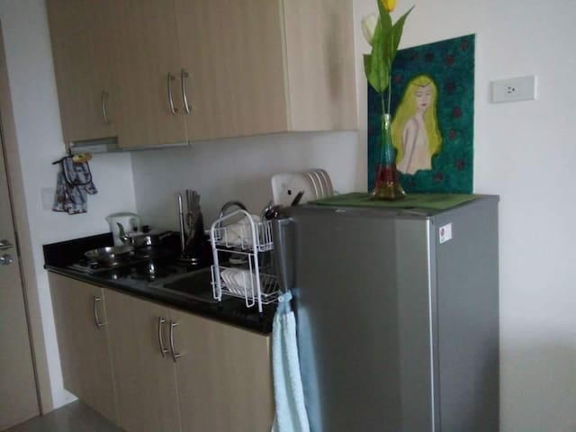 Cozy studio in Mandaluyong City - Mandaluyong - Appartement