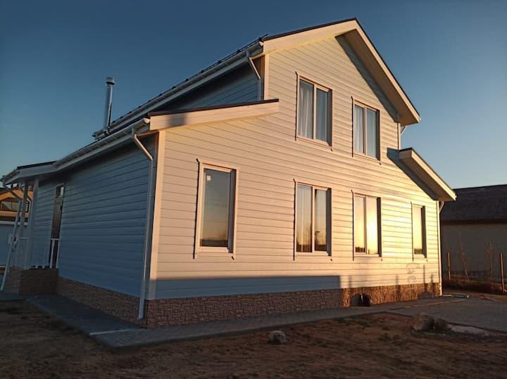 Загородный дом в 20 км от Спб