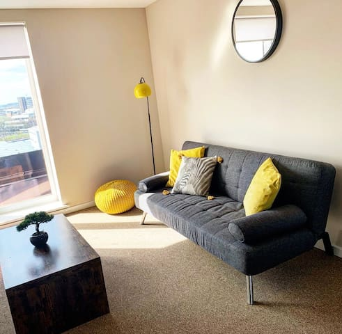 New apartment! Stunning 2-bedroom sleeps 6