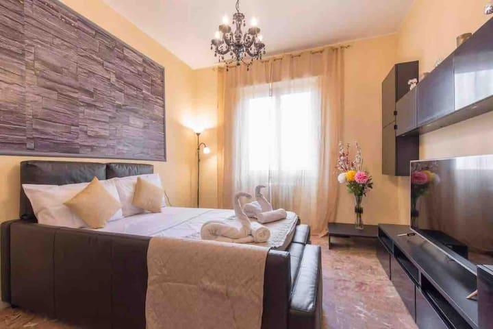Katia's House, super cozy