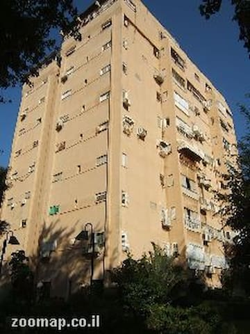 Apartment 5 room apartment for rent per week - Giv'at Shmu'el - Apartamento