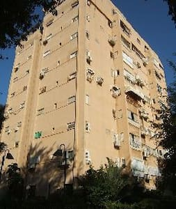Apartment 5 room apartment for rent per week - Giv'at Shmu'el