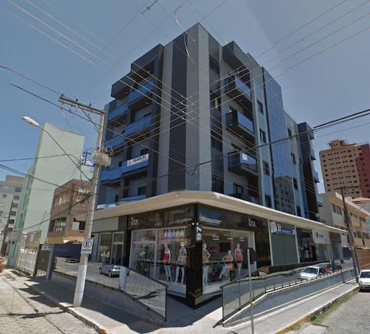 Apartamento compartilhado no centro - Itajubá - Appartement