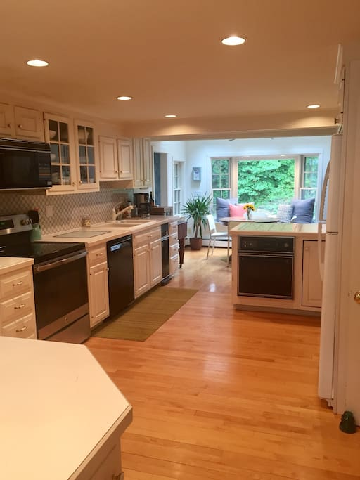Kitchen - Front to Back