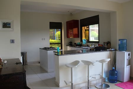 Spacious and quiet home in the perfect location - Kigali