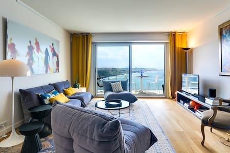 OCEAN 360 : appartement sur mer avec parking