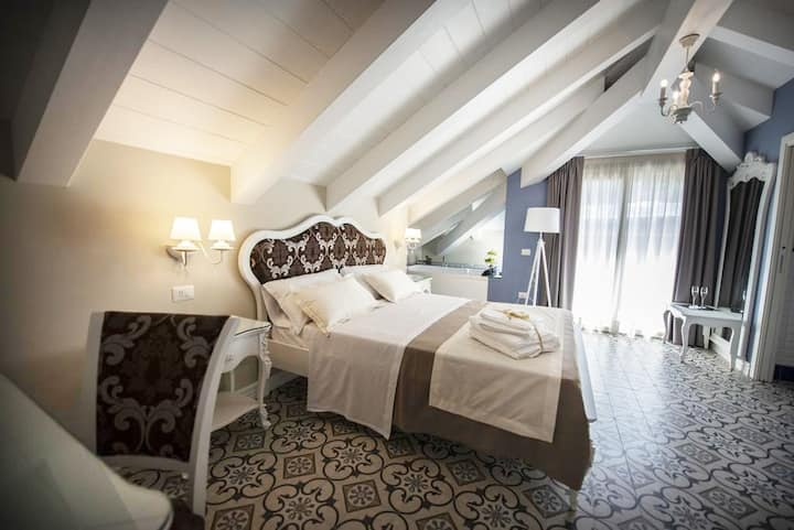 Sui Generis Tropea - Camera Junior Suite