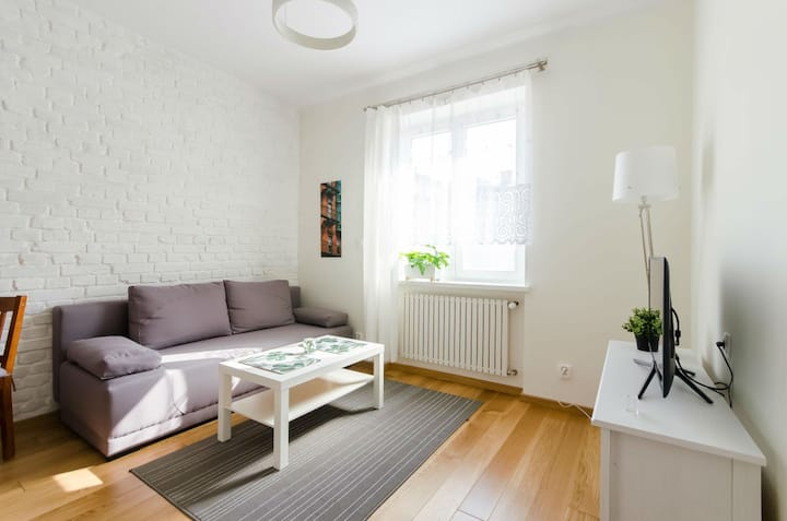 2-room apartment - Kazimierz district