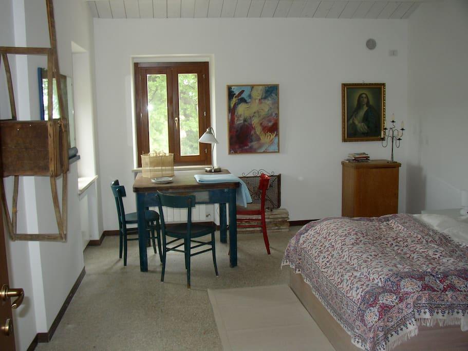 Your room / la tua camera