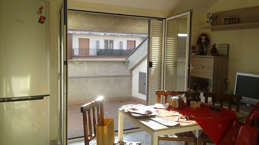 La mansarda con terrazza dei sogni - Nichelino - Квартира