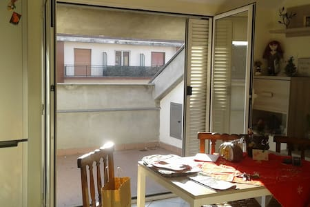 La mansarda con terrazza dei sogni - Nichelino - 公寓