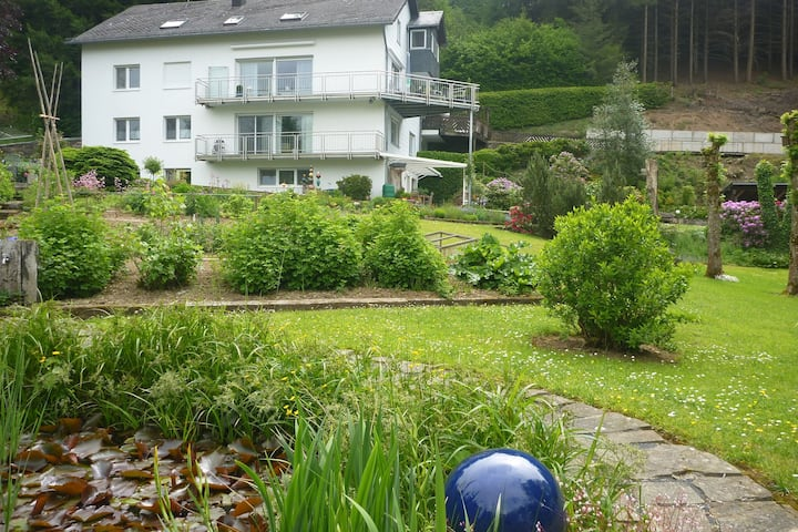 A spacious and well kept holiday home at the foot of the Schwarzer Mann.