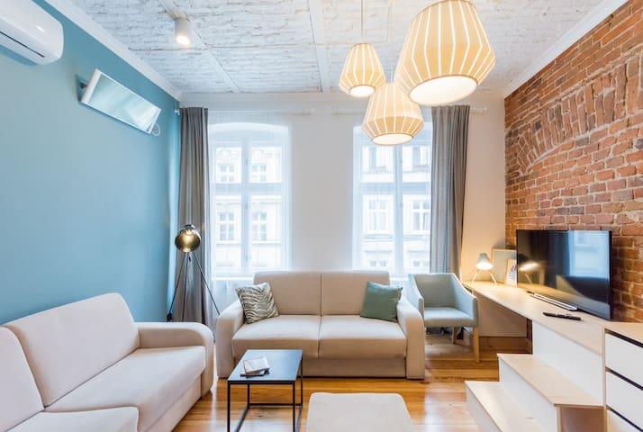 Szewska Str. Apartment nO. 5a Old Town Rynek