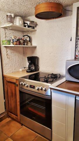 Apartma Pohar- a bit different!