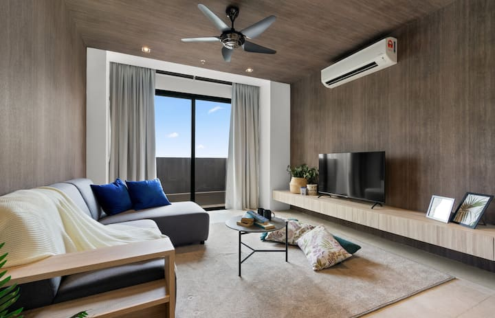 Lumi#11: New ultimate Airbnb, in heart of PJ