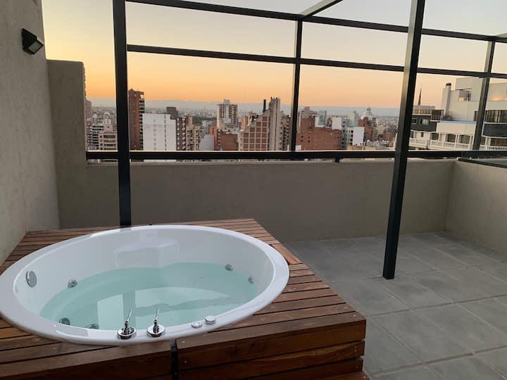 Hermoso Penthouse en mejor Barrio de Cordoba.