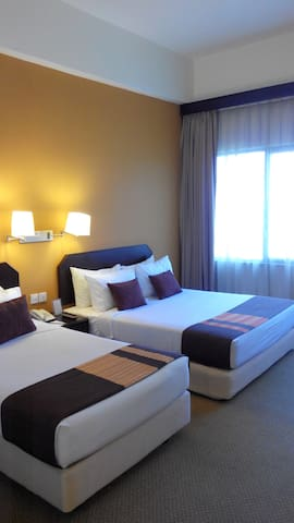 Family Room @ RHR Hotel Uniten - MY - Bed & Breakfast