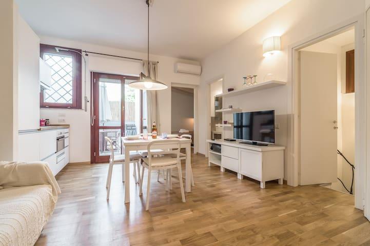 Cozy&chic, artcraft, terrace, wifi - Cagliari - Apartment